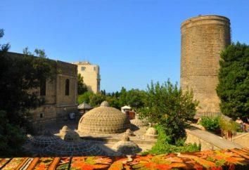 Maiden Tower a Baku