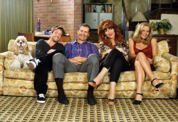 """A série """"Married with Children"""": os atores, personagens, gênero"""