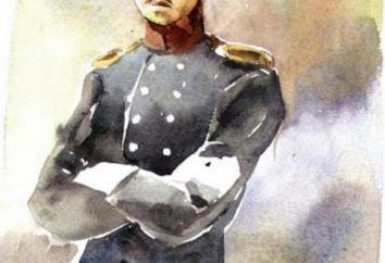 ballata di Lermontov: esempi e tecniche artistiche