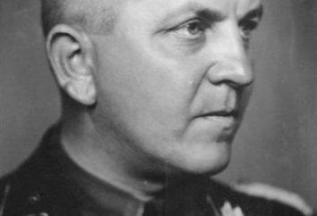 Oficial alemão Theodor Eicke: biografia com fotos