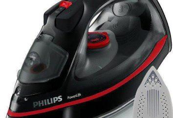 Fer Philips GC 2965: examen des commentaires des avantages