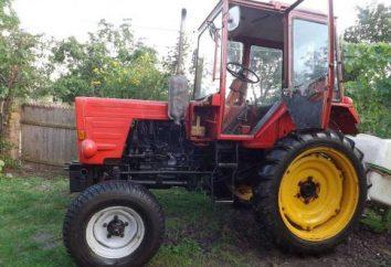 Technische Merkmale des Traktors T-25 (Foto)