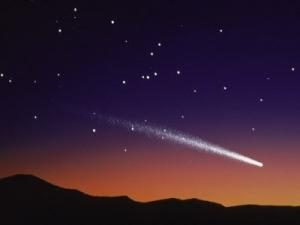 Warum träumst meteoric: der Wunsch, zu denken?