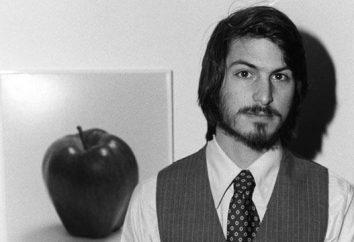 Stiv Dzhobs (Steve Jobs): l'histoire de la vie et la création de société le plus célèbre d'Apple