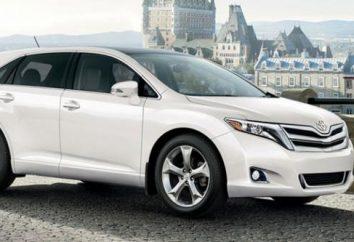 critiques positives et négatives sur la Toyota Venza