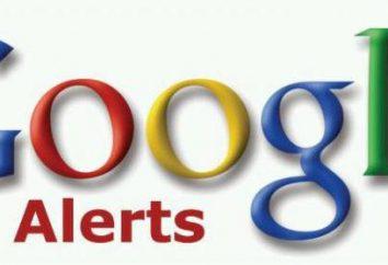 Google Alert: wszystkie szczegóły