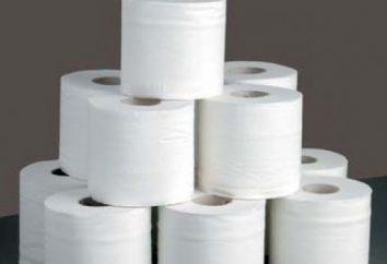 información increíblemente útil – la instrucción en el uso de papel higiénico