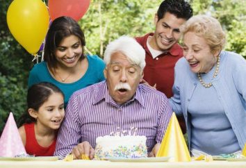 Jak przygotować gratulacje w dniu swoich 70 urodzin człowieka