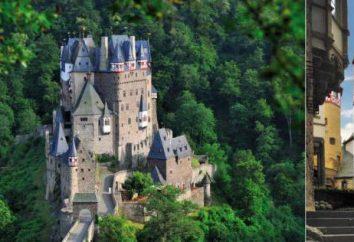 Zamek Eltz (Niemcy): jak się tam dostać? Zdjęcia, opisy i recenzje