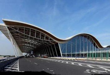 Xangai moderna: Pudong Airport