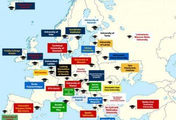 Europejskie uniwersytety – najwyższa jakość kształcenia