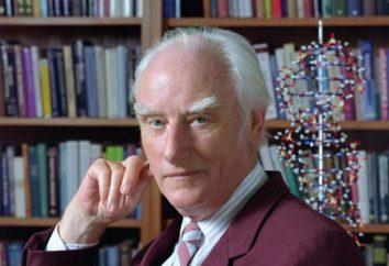 Britische Molekularbiologen und Biophysiker Neurowissenschaftler Frensis Krik: Biografie, Erfolge, Entdeckungen und interessante Fakten