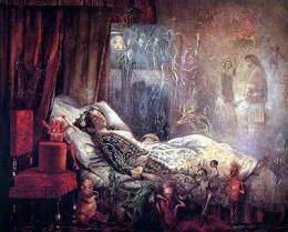 Warum Traum von einer lebenden Person tot? Wer wird in der Not?