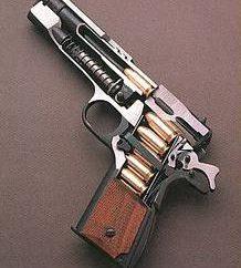 """Gun """"Colt 1911"""": photos, calibre, caractéristiques et prix"""