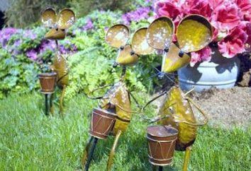 chiffres de jardin avec leurs mains: Secrets d'excellence