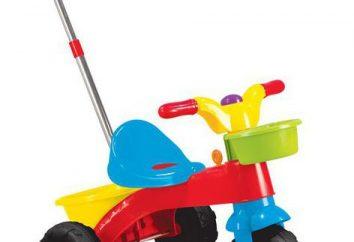 Máquinas-cadeiras para crianças. escolher o melhor