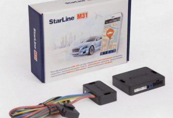 """""""Starline M31"""": instruções de uso, instalação e comentários"""