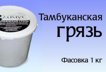 Tambukansky sporcizia: indicazioni per l'uso, controindicazioni e recensioni