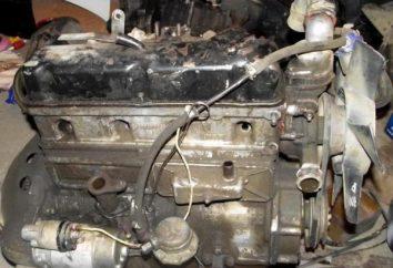 UMP-421 Motor: Especificações