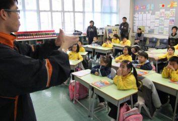 Sentimental Education Schüler. Bildung von moralischen und patriotischen Gefühl
