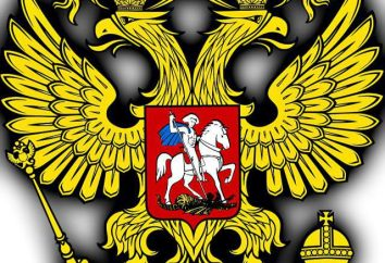 Lo stemma del governo provvisorio – un simbolo del periodo di transizione