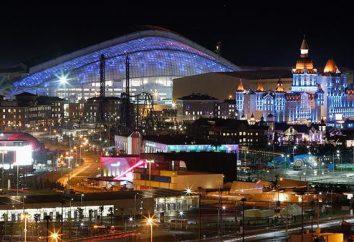Zimowy urlop w Soczi: Podróżni