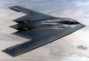 Bombardero Northrop B-2. Bombardero B-2: características y foto