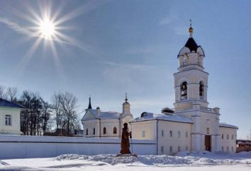 Dove andare a Sergiev Posad: attrazioni