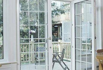 Ces différentes portes de balcon
