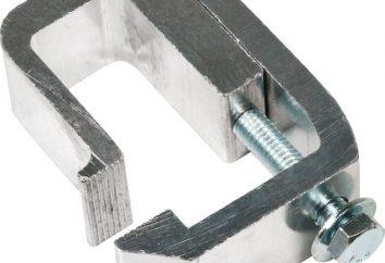 Come funziona il gruppo di serraggio e, se del caso?