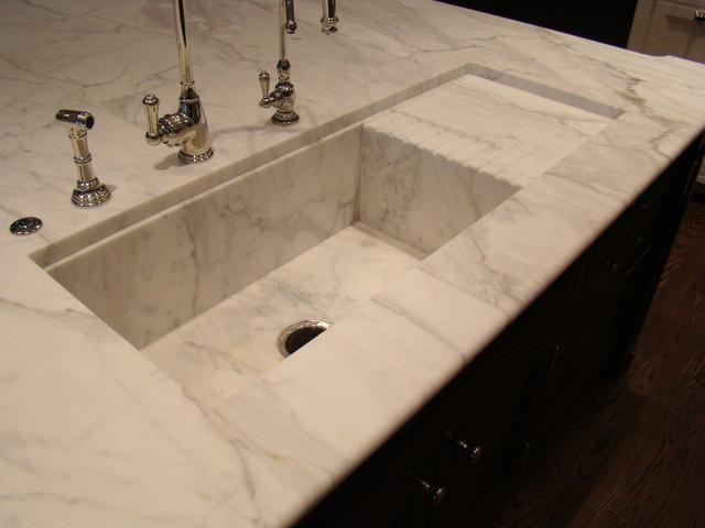 Welche Art von Küche sinken? Waschbecken für Küche