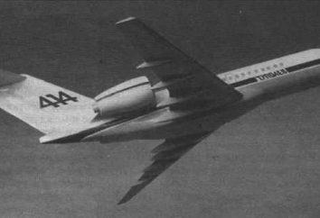 Tu-414: avião russo para condições russas
