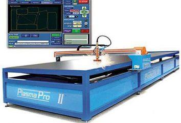 Máquina de corte por plasma CNC. Máquinas y equipos