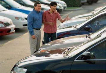 Comment vendre une voiture? Nous sommes à la recherche d'un acheteur à court terme