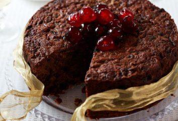 Gâteau de Noël: recettes de cuisine avec des photos