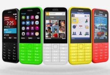 """Telefon """"Nokia 225"""": opinie, zdjęcia i charakterystyka"""