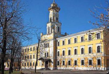 Dove si trova il Museo Centrale del Ministero degli Interni in Russia?