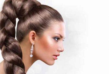 cheveux de calcium. Des vitamines pour la croissance des cheveux et le renforcement