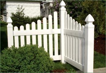 Tanie ogrodzenie dać. Czego zrobić ogrodzenie tańsze?