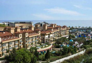Le Xanthe Resort & SPA 5 * (Turquie, Side): description de l'hôtel, le service, avis