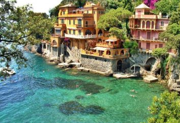 cittadina Elite di Portofino, Italia