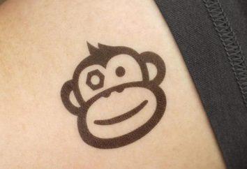 Bedeutung Affe Tattoo