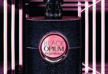 """Opium Noir ( """"Opium noir"""") – parfum pour les femmes par Yves Saint Laurent. Description, prix, avis"""