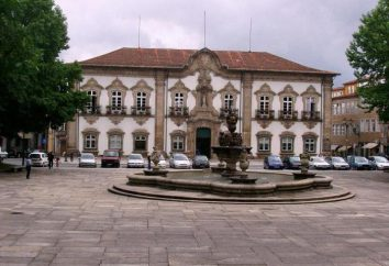 Braga (Portugalia): atrakcje, opinie, zdjęcia