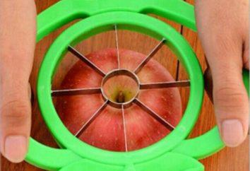Płynący jabłka z ich rąk, jak to zrobić?