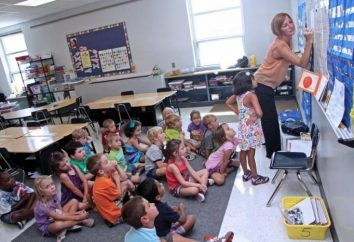Para ayudar a los maestros: lección integrado, consejos sobre la