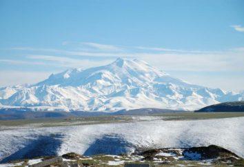 Elbrus – najwyższy szczyt w Rosji