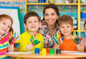 Certyfikacja nauczyciela przedszkola w pierwszej kategorii. Wymagania kwalifikacyjne dla pracowników dydaktycznych