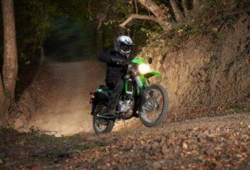 Kawasaki KLX 250 – Características y ventajas