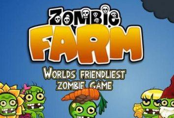 """Dove scavare raccolta in """"Zombie Farm""""? """"Zombie Farm"""": una raccolta di scuola"""